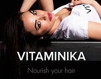 Vitaminika - UI Design