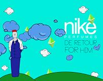 NIKE PERFUMES TEASER