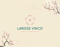 Larisse Vinco - Identidade Visual