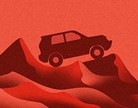Ranger all terrain tyre