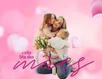 Dia das Mães Farmácia São Tiago | Social Media