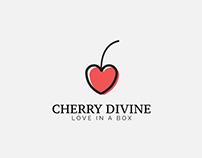 Cherry Divine Logo Design
