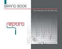 REPARO - logo design & branding