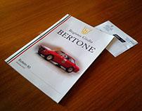Alfa Romeo Giulia GTA - Register Giulia BERTONE