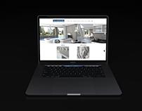 Marmor Menapace website design