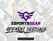 [XDeadlyxOmenX] - Apparel Design