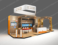 Al ain Zoo Exhibition Stand