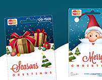 Walmart Holiday Gift Cards