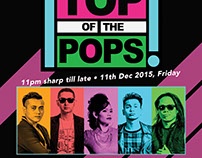 The Pump Room presents Top of the Night Event