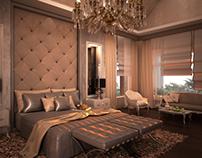 Villa in tagmo3. -masterbedroom