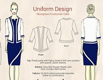 Uniform Design for Healthcare