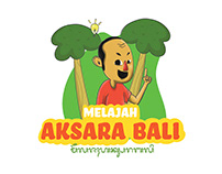 Promotion of Children Book for Balinese Script Learning