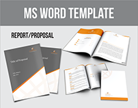 Proposal / Report Design