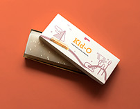 Kid-O Packaging Redesign