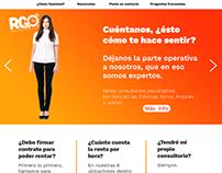 Nueva web RCxH