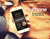 MyPhone App-Conception