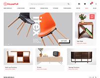 www.housefull.com | New Website Design