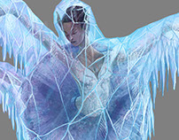 Chillblight Royal Ballet - Wayfinder#17 Illustration