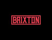 Brixton Typeface