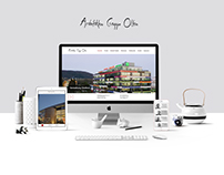 Website Redesign for Architekten Gruppe Olten