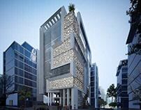 Modern Islamic Center