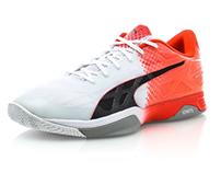 "PUMA evospeed 1.5 indoor ""white/red"""