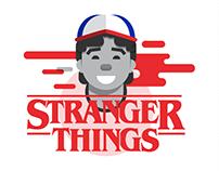 Stranger Things tribute