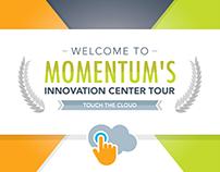Momentum SCTE Event Signage