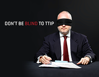 Don't be blind to TTIP