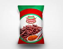 Packaging design mock Up free psd