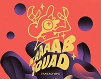 KRAAAB SQUAD - NES GAME