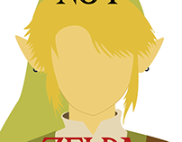 Not Zelda T-Shirt