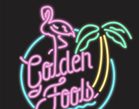 Golden Fools Logo
