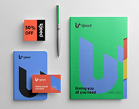 Ujeed brand design