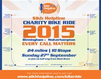 Sikh Helpline Bikeride