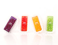 Fruit Candy - Packaging