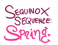 Sequinox Sequence: Spring