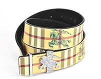Product Photography Burberry Belt