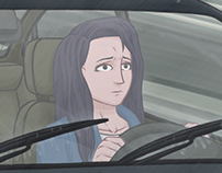 Visual Novel Project | Troubled Driving