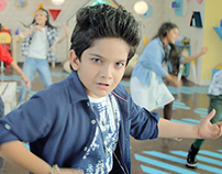 Parachute Advansed Music Videos for Kidzania