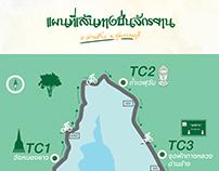 Brochure เส้นทางปั่นจักรยาน