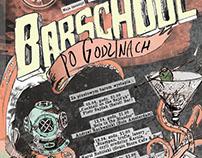 Poster Barschool