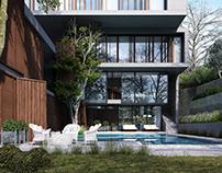 Cover villa