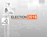 ELECTION 2016 project COMING SOON