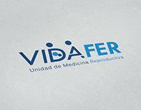 VidaFer - Medicina Reproductiva - Propuesta de logo