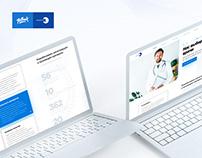 Корпоративный сайт компании «Бинергия»