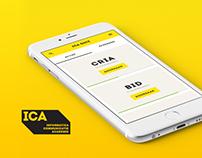 ICA Kennisquiz - UX Design