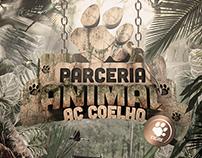 """AC Coelho - """"Parceria Animal"""" Campaign"""