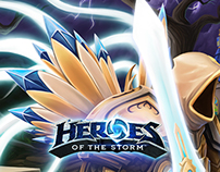Blizzard Heroes of Storm contest