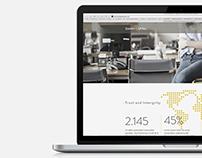 Dawn Capital website prototype